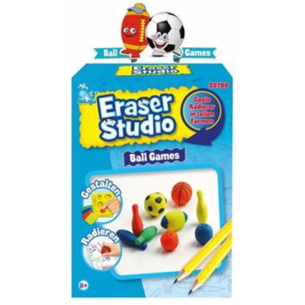 Eraser Studio Ball