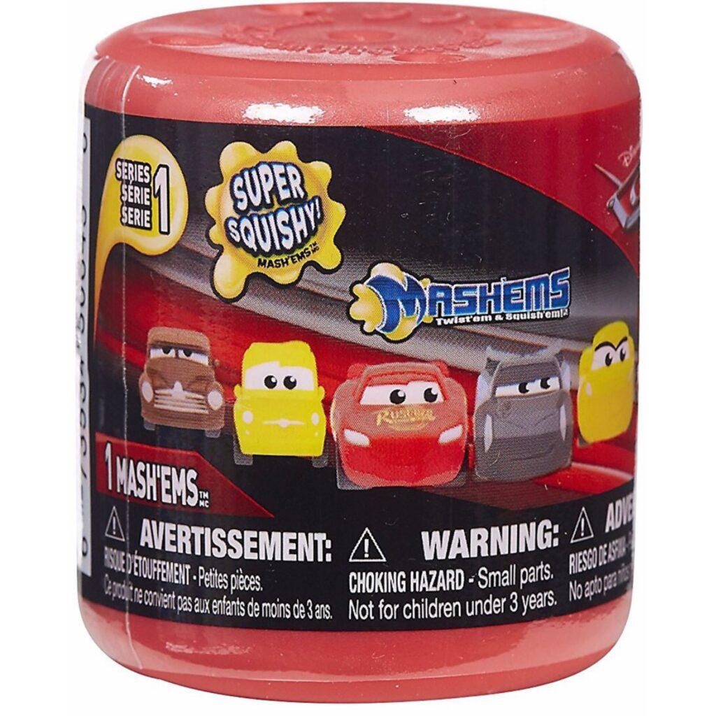 Disney Cars Mash'ems Super Squishy!   Minigaven