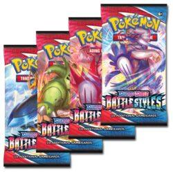 Battle Style Booster - Pokemon kort | Minigaven