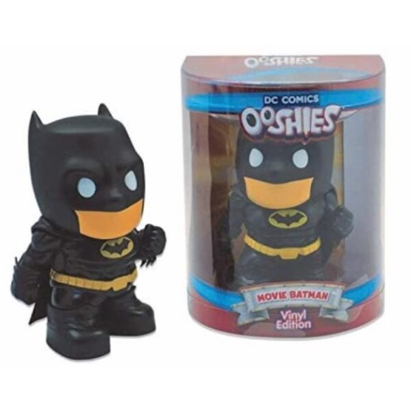 Ooshies DC Comics Collectables - Batman (sort) | Minigaven