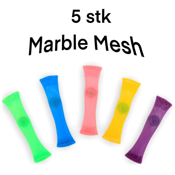 Marble Mesh Fidget Toy (5 forskellige)
