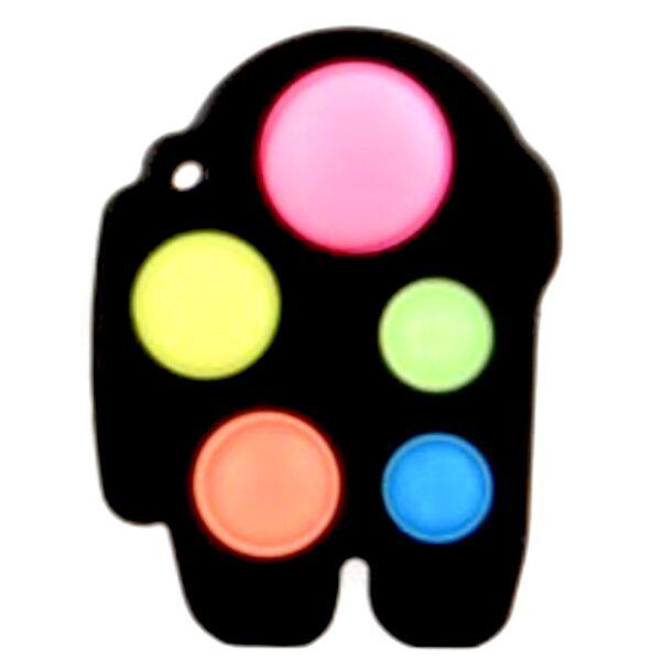Simple Dimple Fidget Toy (5-Pop it)