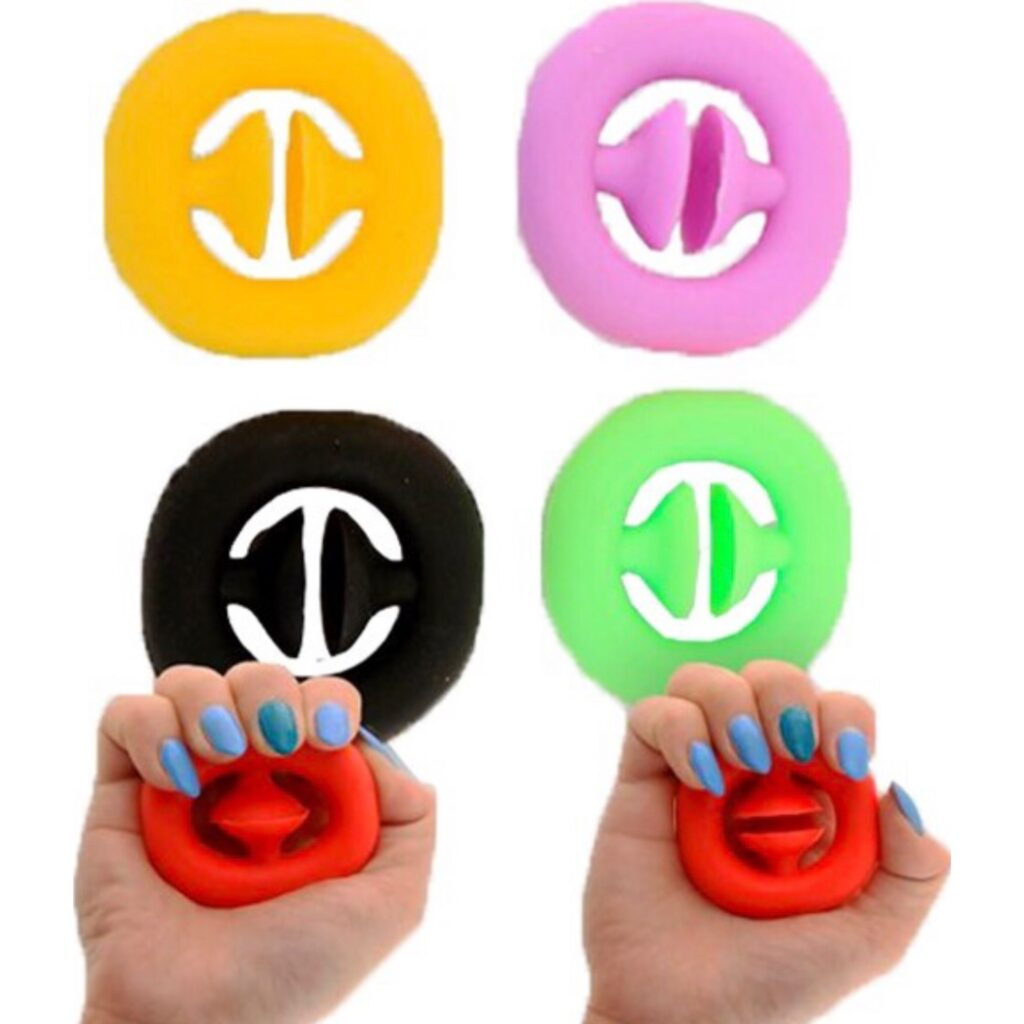 'Bobleplast' Fidget Toy Snapper