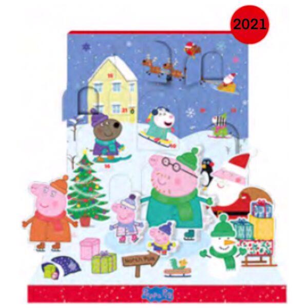 Peppa Pig Musical Advent Calender (Julekalender)