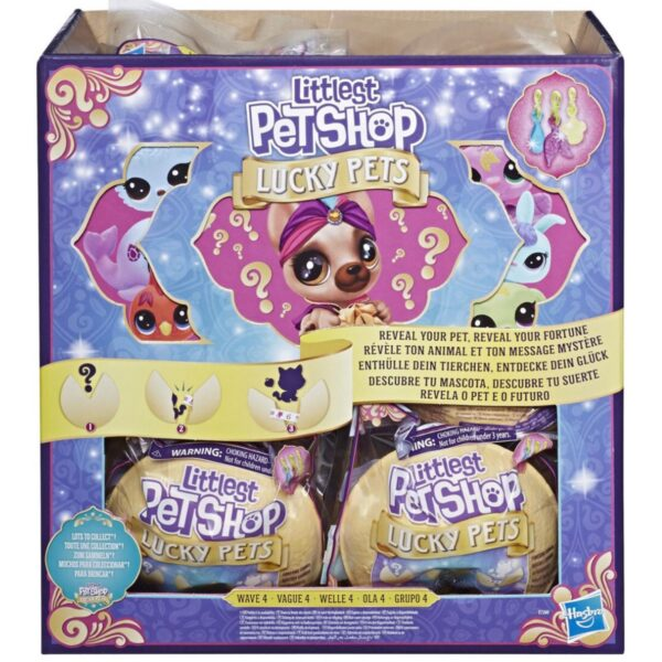 Littlest Petshop Lucky Pets Fortune Cookie