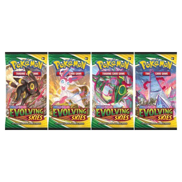 Evolving Skies Booster - Pokemon kort