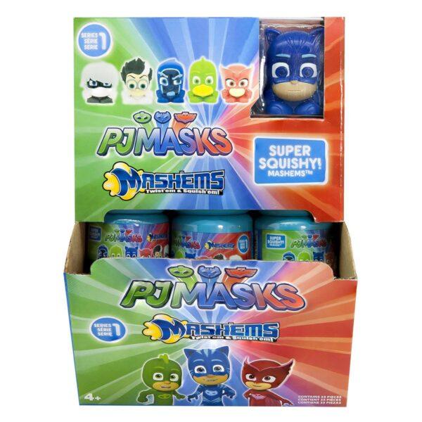 Pyjamas Heltene / PJ Masks Mash'ems Super Squishy!