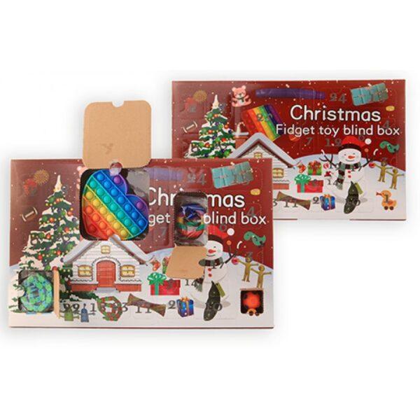 fidget Toys Julekalender