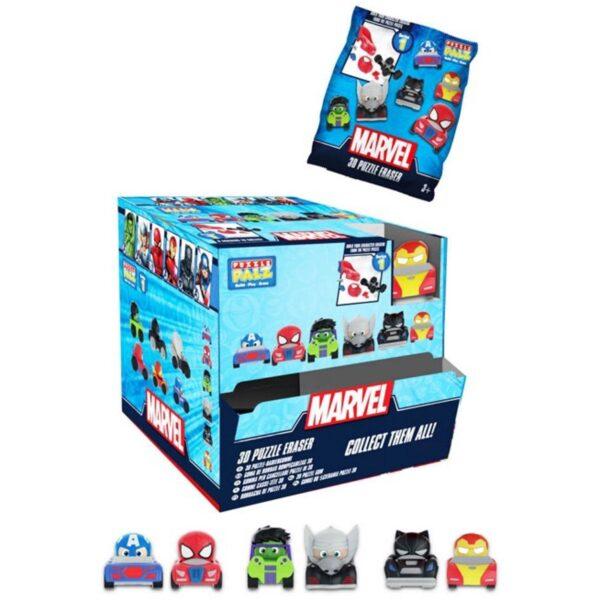 Marvel Avengers 3D Blindbag